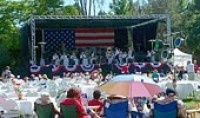 and the Band Played On in Sonoma County